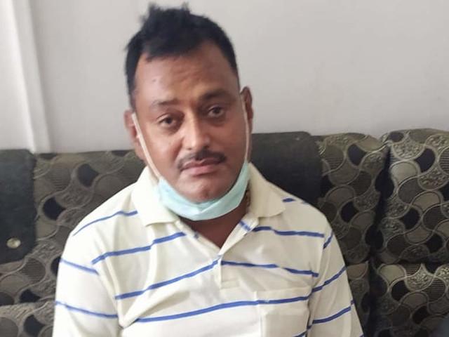 Gangster Vikas Dubey arrested in Ujjain