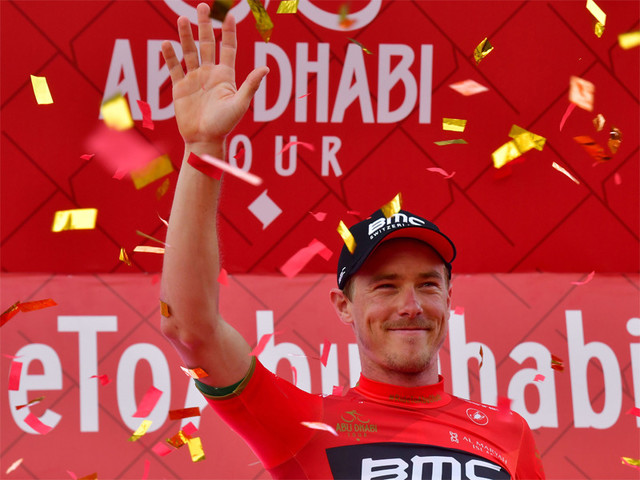 Abu Dhabi Tour: Rohan Dennis wins Time Trial; claims Red Jersey
