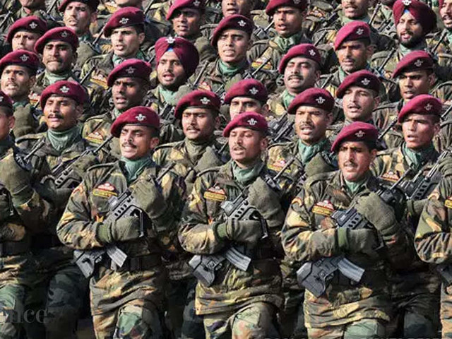 India tries to do a balancing act with combat exercises