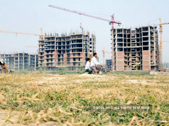 13 Amrapali projects with 35,000 homes face RERA audit