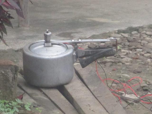1 injured in Lahan IED explosion