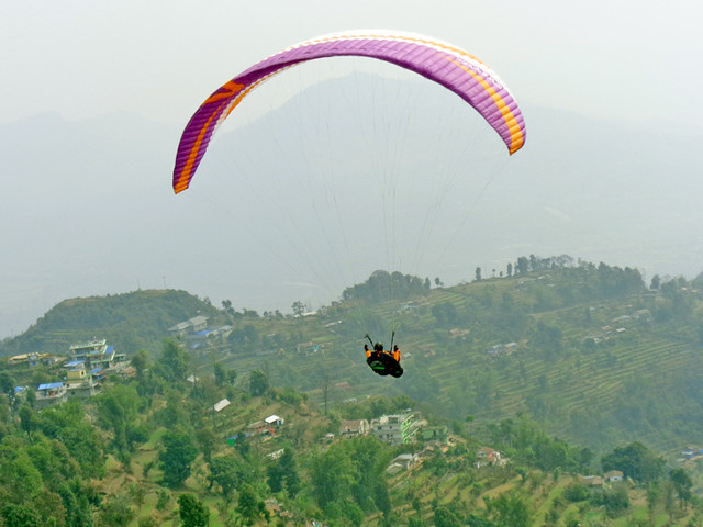 Paragliding World Cup to be held in November in Nepal