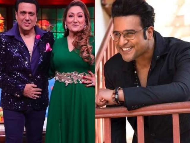 The Kapil Sharma Show में आई कृष्णा अभिषेक को मामा गोविंदा की याद, उदित नारायण से कही ये बात