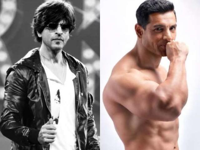 Shah Rukh Khan से फैन ने पूछा सेहत का हाल, 'पठान' एक्टर ने कहा- जॉन अब्राहम जैसी तो नहीं, मगर...