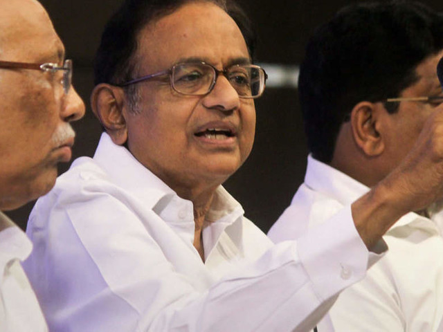 Chidambaram's arrest had sobering effect: BJP leader's dig at Congress