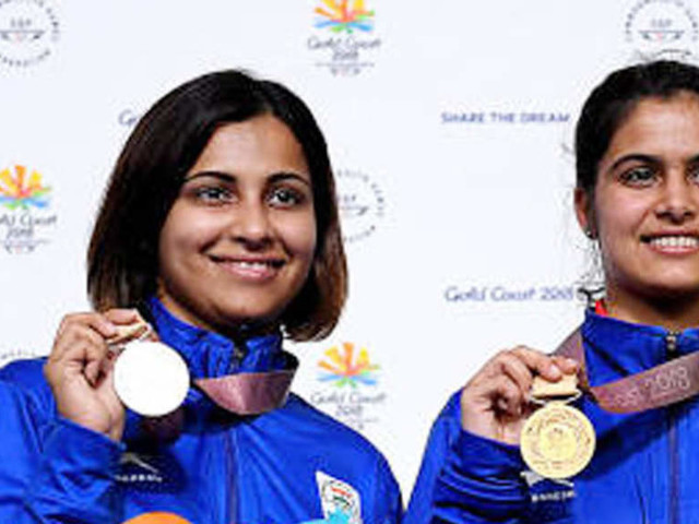 Heena, Manu to lead India's charge at shooting World Cup in Delhi