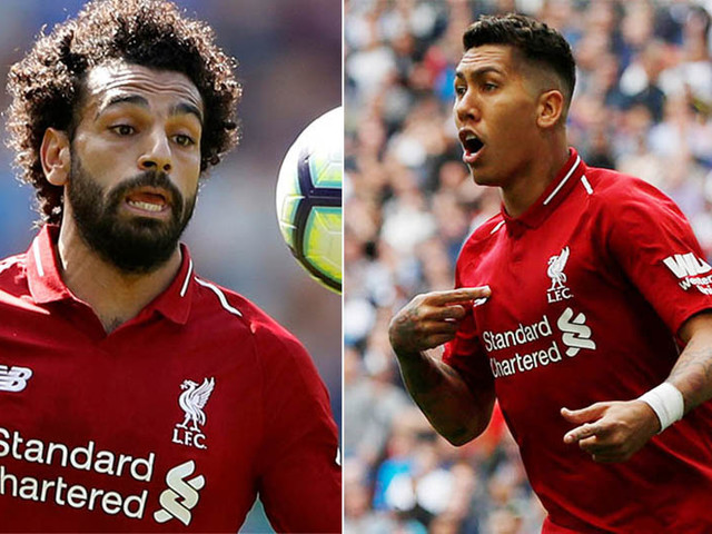 Klopp defends Salah, says Firmino fit to face Saints