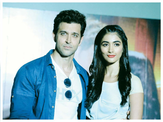Pooja Hegde is all praise for her Hrithik