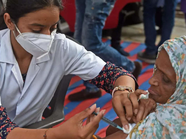 India's 100 crore-and-counting Covid vaccine doses show what people's participation can achieve