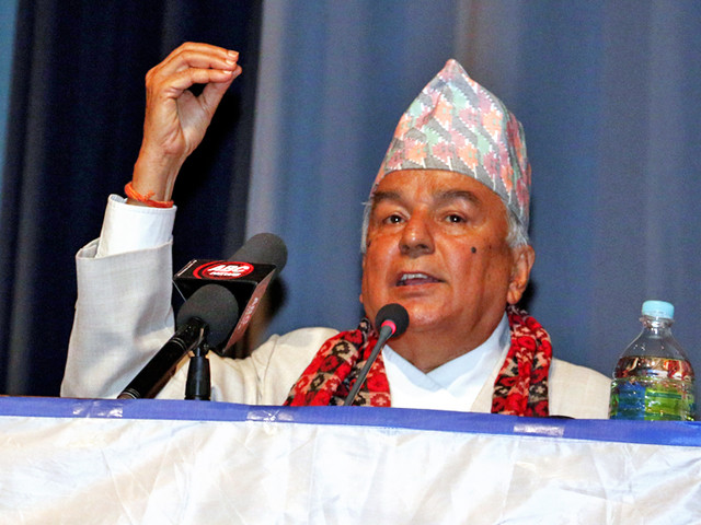 Govt losing public trust: NC leader Paudel