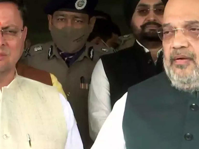 Amit Shah tells officials to drain rain water, prevent diseases