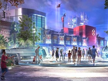 Disneyland's Avengers Campus to open in 2020