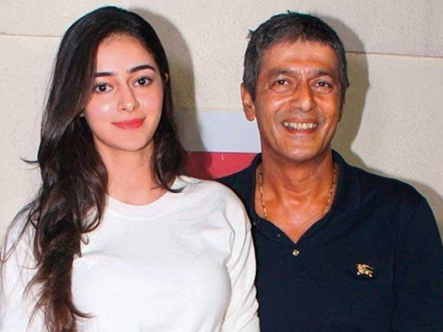 Chunky Panday opens up about Ananya Pandayâs fake certificate controversy