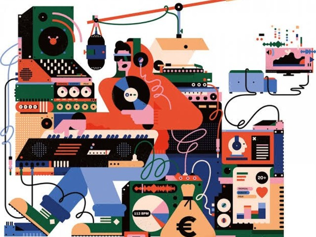 The Evolution (or not?) of the Music Industry in 21st Century