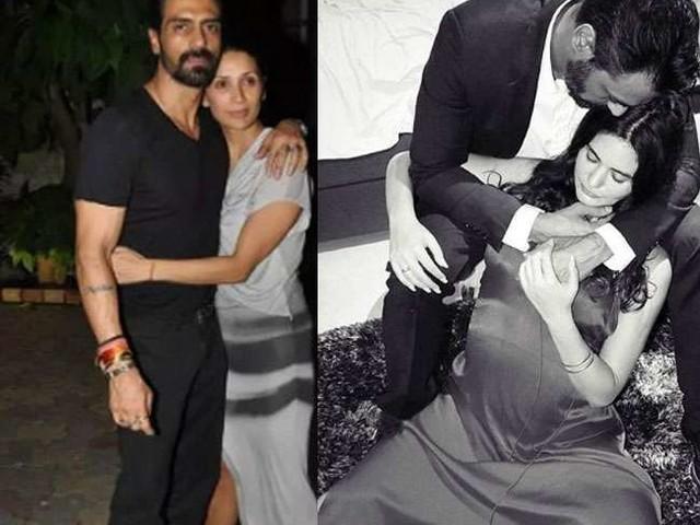 Arjun Rampal की गर्लफ्रेंड Gabriella की प्रग्नेंसी की खबर पर पत्नी मेहर ने दिया ये रिएक्शन