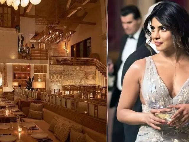 प्रियांकाच्या नव्या रेस्टॉरंटची खास झलक; पाहा व्हिडीओ