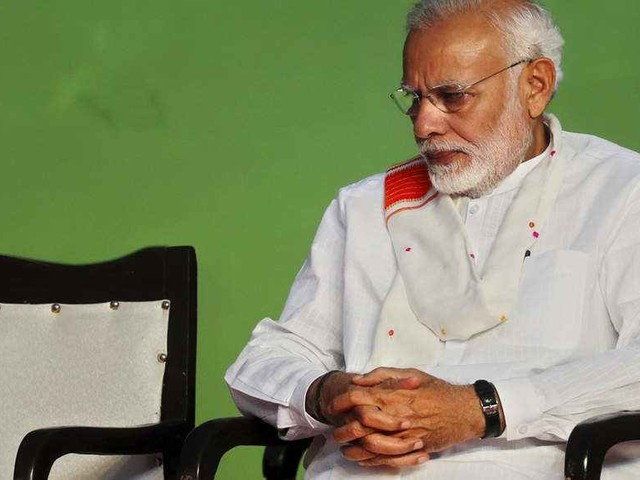 UPA schemes were aimed at giving publicity to only one family: PM Modi