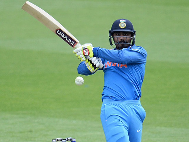 Ravindra Jadeja hits six sixes in an over in Inter-District game
