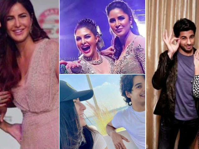 Anushka Sharma Arjun Kapoor and more wish Katrina Kaif a happy birthday