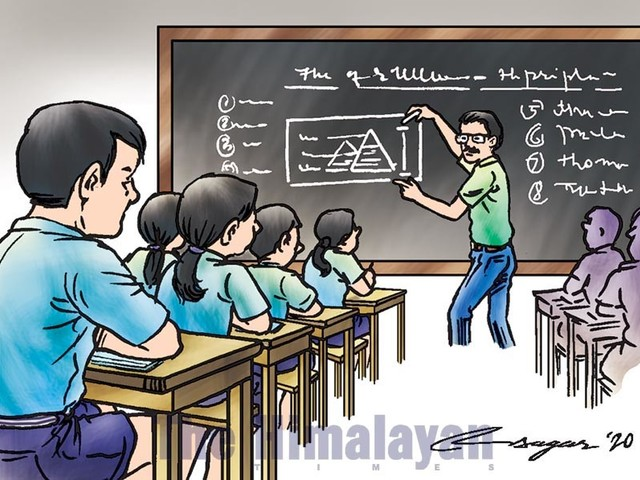 A nation at risk: Invest heavily in education