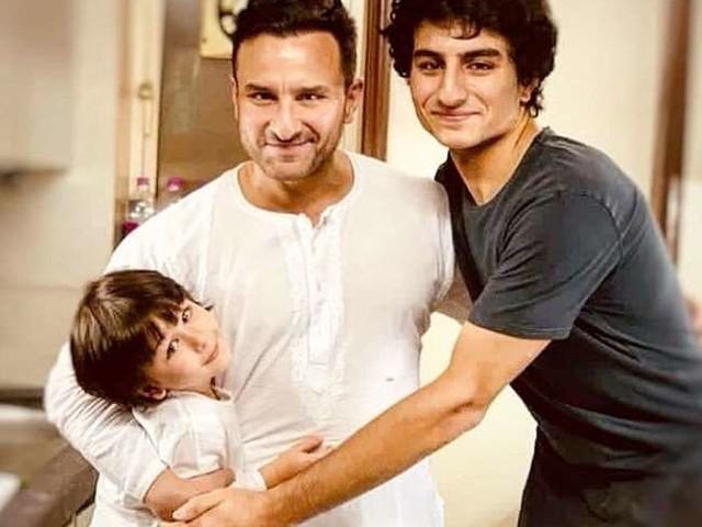 Saif Ali Khan के बेटे इब्राहिम अली ख़ान की फिल्म इंडस्ट्री में हुई एंट्री, जानें किस फिल्म में मिला काम