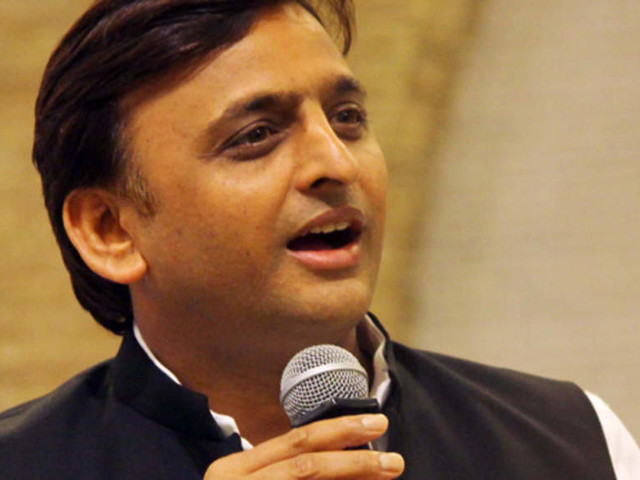 Akhilesh dissolves Samajwadi Party's all units in Uttar Pradesh