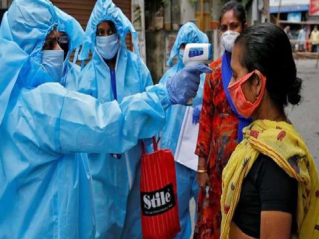 COVID-19 In India: देश में कोरोना वायरस के मामलों में कमी आनी शुरू, पिछले 24 घंटों में आए 28,591 नए मामले