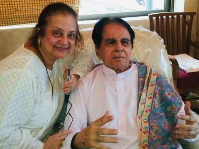 Saira Banu ने किया दिलीप कुमार का ट्विटर एकाउंट बंद करने का फ़ैसला, जुलाई में हुआ था निधन