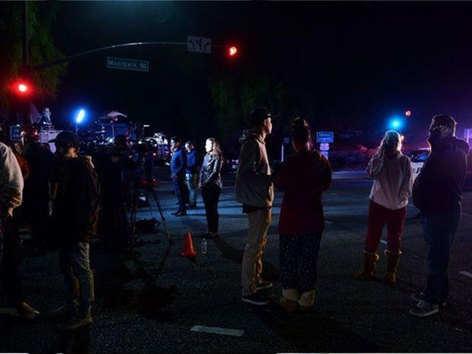 कैलिफॉर्निया शूटिंग: मौत को दो बार यूं दी मात