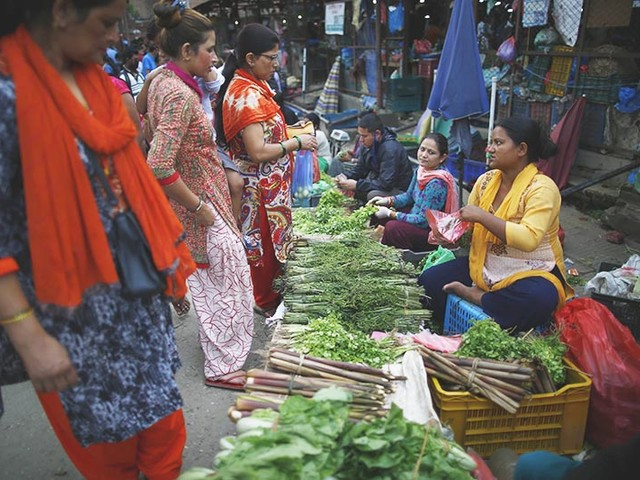 Veggie, meat prices unlikely to drop till festivities end