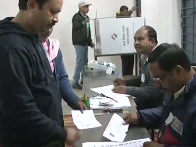 Chhattisgarh polls: Voting begins in 10 out of 18 seats in first phase
