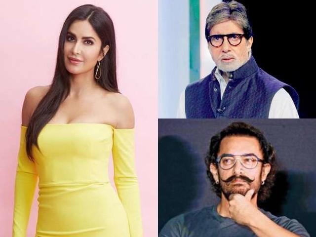 कटरीना कैफ़ ने ऐसा क्या कर दिया कि बधाई दे रहे अमिताभ बच्चन और आमिर ख़ान, पढ़िए पूरी ख़बर