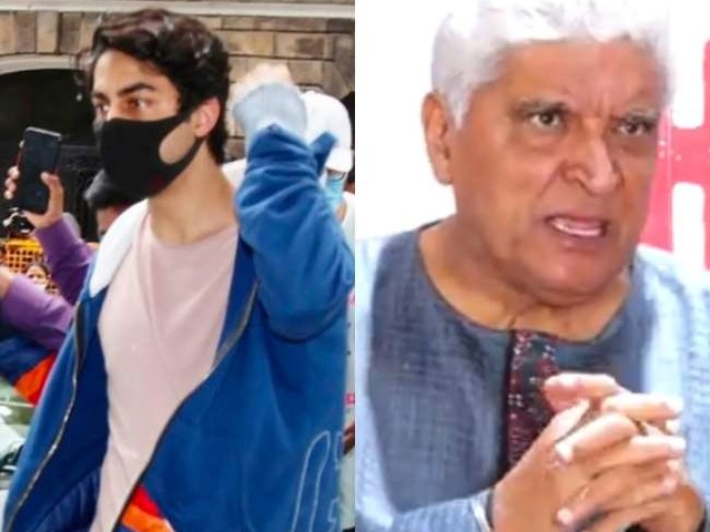 आर्यन खान ड्रग्स केस पर जावेद अख्तर का बड़ा बयान, कहा, 'बॉलीवुड को हाई प्रोफाइल होने की कीमत चुकानी पड़ रही है'