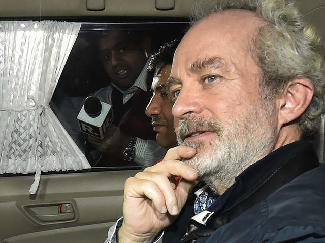 VVIP chopper case: CBI gets custody of Christian Michel for four more days