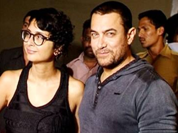 Aamir Khan spotted at screening of 'Court'
