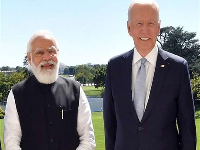 मोदी और बाइडन मुलाकात के बाद अब दोनों देशों के रक्षा व विदेश मंत्रियों की टू प्लस टू वार्ता की तैयारी जोरों पर