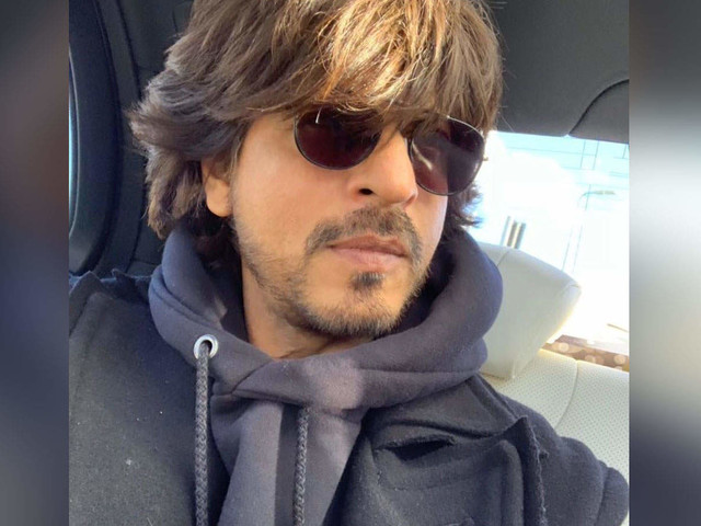 SRK opens up about his next project