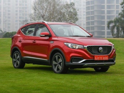 MG ZS EV Attracts More Bookings Than Total Number Of EVs Sold In India In 2019