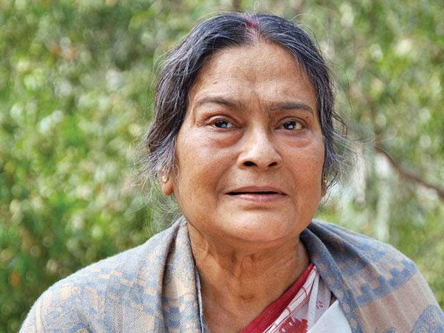 Throwback : Swatilekha Sengupta on working in films Soumitra Chatterjee and more