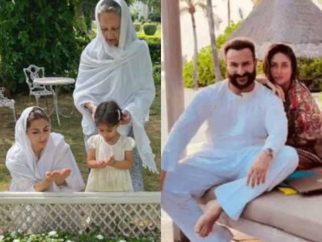 पिता मंसूर अली ख़ान की बरसी पर मां शर्मिला टैगोर के साथ कब्र पर पहुंचीं सोहा अली ख़ान, सैफ़ को लेकर यूज़र ने कही यह बात
