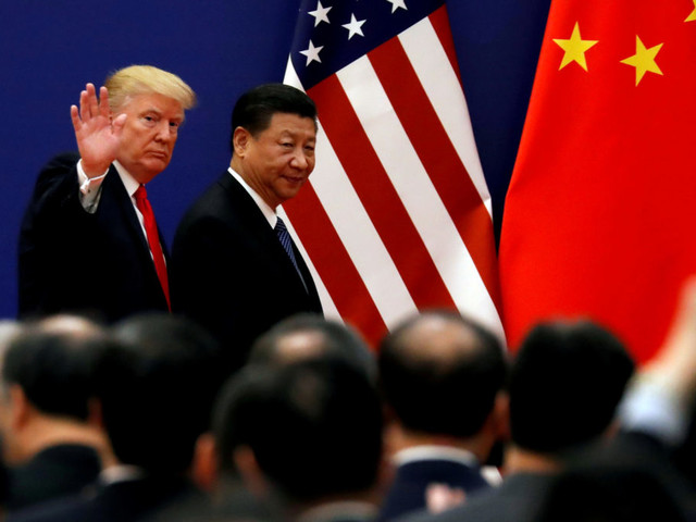 US, China rekindle trade talks ahead of Trump-Xi G20 meeting
