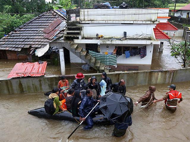 Worst flood in a century kills 43 in India's Kerala, more rain due