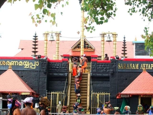 ശബരിമല: ആദ്യദിവസങ്ങളില് 25,000 പേരെ അനുവദിക്കും, പമ്പാസ്നാനത്തിന് അനുമതി
