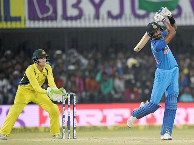 India beat Australia by 5 wickets, clinch series 3-0