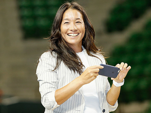 Kimiko Date has no immediate plans to coach