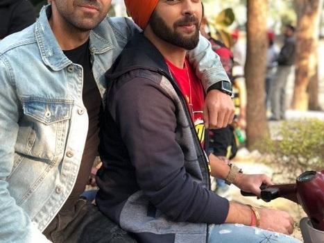 फ़िल्म ड्रीम गर्ल में आयुष्मान खुराना के सबसे अच्छे दोस्त की भूमिका में नज़र आएंगे मनजोत सिंह!