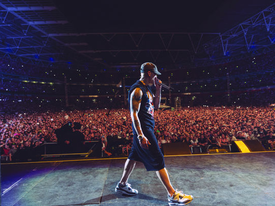 "Eminem Shocks The World With Surprise New Album Release ""Kamikaze"""