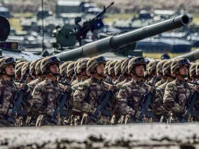 तीनों सेनाओं के प्रमुख जनरल रावत बोले- चीन और ज्यादा आक्रामक होकर आएगा सामने