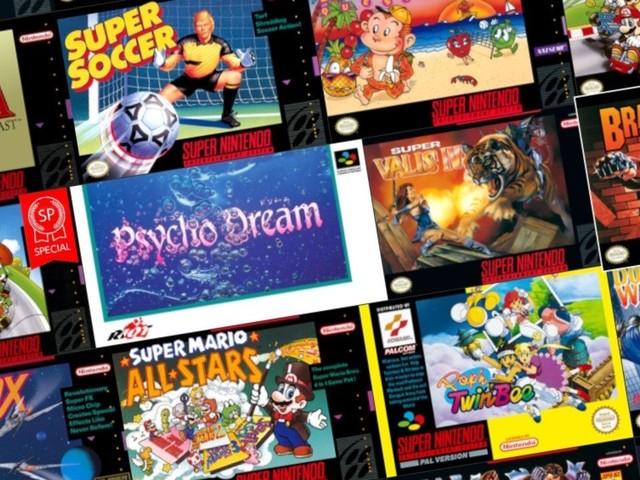 सोपबॉक्स: निन्टेंडो स्विच ऑनलाइन लाइब्रेरी '90 के दशक के खेल' की अलमारियों से एक स्नैपशॉट है