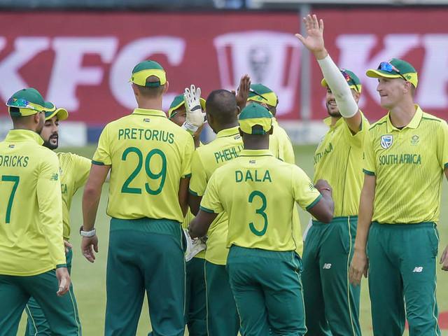 3rd T20I: Pretorius, Phehlukwayo steer SA to series sweep against SL